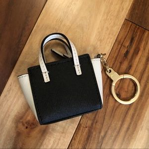 kate spade Accessories - Kate Spade Mini Hayden Bag Keychain Fob NWT